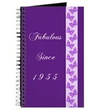 Womens 60th birthday Journals & Spiral Notebooks