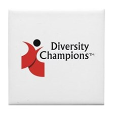 Diversity Champions Tile Coaster