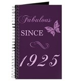 90th birthday women Journals & Spiral Notebooks