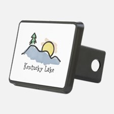 Lake Sunset Hitch Cover
