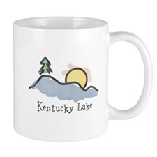Lake Sunset Mugs