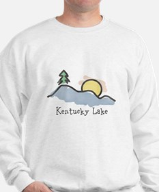Lake Sunset Sweater