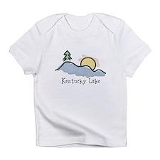 Lake Sunset Infant T-Shirt