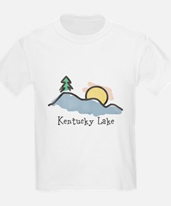 Lake Sunset T-Shirt