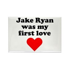 Jake Ryan Was My First Love Magnets