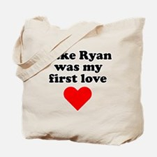 Jake Ryan Was My First Love Tote Bag