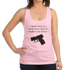 I know how to load more than a  Racerback Tank Top