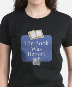 Book was better - Tee