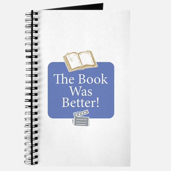 Book was better - Journal