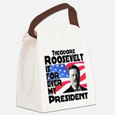 TR 4ever Canvas Lunch Bag