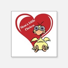 Moms Little Chicken Sticker
