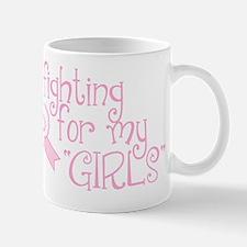 Breast Cancer Awareness Saying Mugs