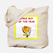 cable tv Tote Bag