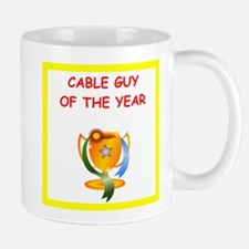 cable tv Mugs