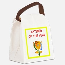 caterer Canvas Lunch Bag