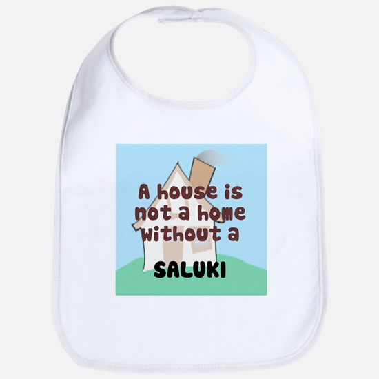 Saluki Home Bib