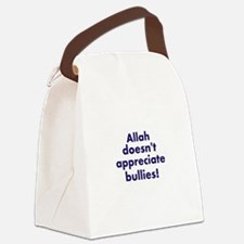 Allah is Sure About This Canvas Lunch Bag