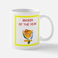 broker Mugs