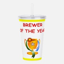 brewer Acrylic Double-wall Tumbler