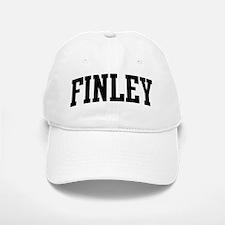 FINLEY (curve-black) Baseball Baseball Cap
