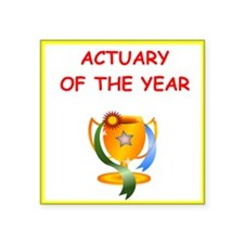 actuary Sticker