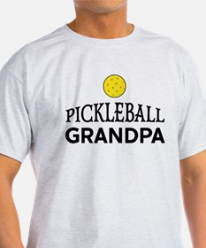 Pickleball Grandpa T-Shirt