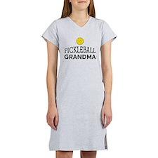 Pickleball Grandma Women's Nightshirt