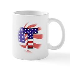 Flag Monogram T Mug
