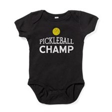 Pickleball Champ Baby Bodysuit
