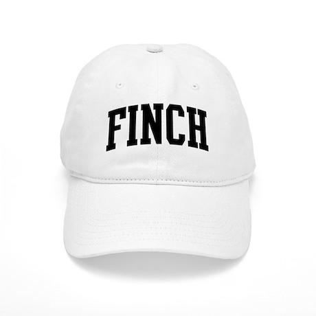 FINCH (curve-black) Cap