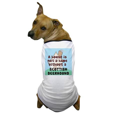 Deerhound Home Dog T-Shirt