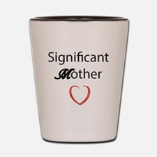 Mothers Love Shot Glass