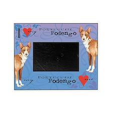 Portuguese Podengo Picture Frame