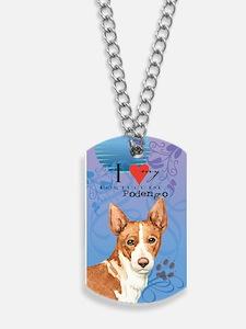 Portuguese Podengo Dog Tags
