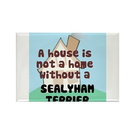 Sealy Home Rectangle Magnet