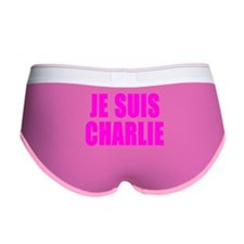 JE SUIS CHARLIE Women's Boy Brief