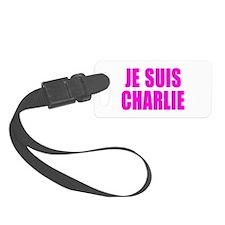 JE SUIS CHARLIE Luggage Tag