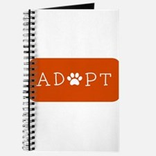 Unique Adopt a rescue dog today Journal