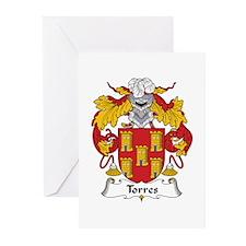 Torres Greeting Cards (Pk of 10)