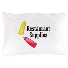 Restaurant Supplies Pillow Case