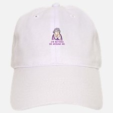 I'm Retired Go Around Me. Baseball Baseball Baseball Cap