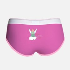 Angels From Above Women's Boy Brief