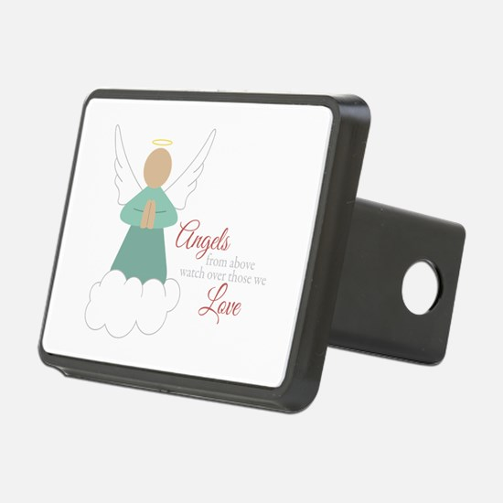 Angels From Above Hitch Cover