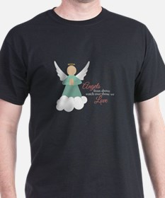 Angels From Above T-Shirt