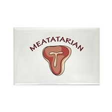Meatatarian Magnets