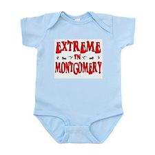 Extreme Montgomery Infant Bodysuit