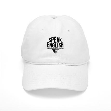 Speak English Cap
