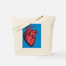 Unique Anatomical Tote Bag