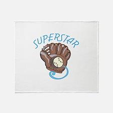 Superstar Throw Blanket