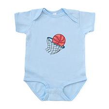 Basketball Hoop Body Suit